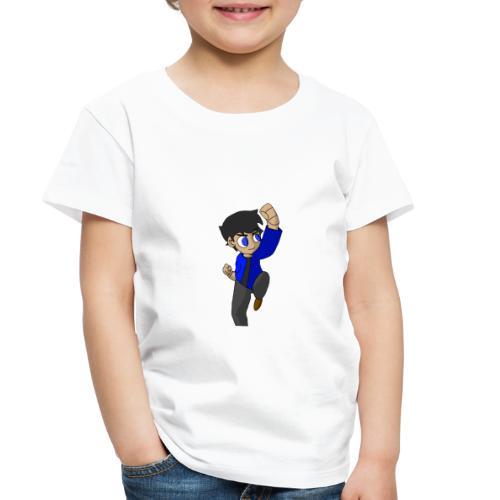 WHITE SKYKIDD18 T-SHIRT ORIGINAL DESIGN - Toddler Premium T-Shirt