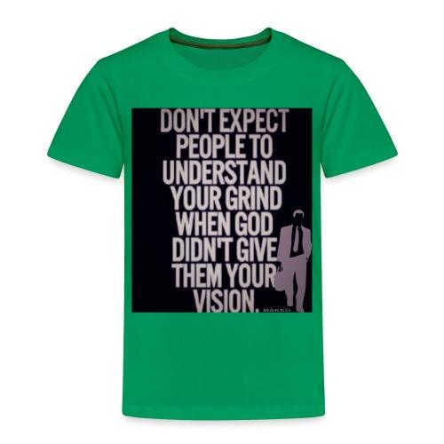 HUSTLE 10 - Toddler Premium T-Shirt