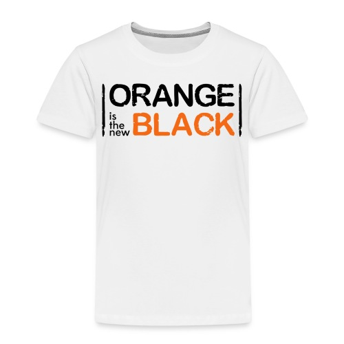 Free Piper, Orange is the New Black Women's - Toddler Premium T-Shirt