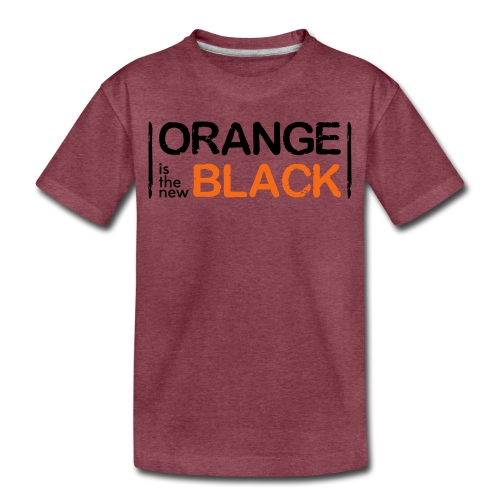 Free Piper, Orange is the New Black Women's - Toddler Premium T-Shirt