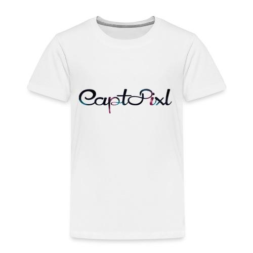 My YouTube Watermark - Toddler Premium T-Shirt