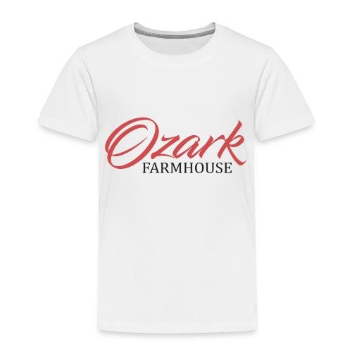 Ozark Farm House - Toddler Premium T-Shirt