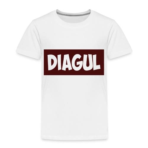 Diagul shirt - Toddler Premium T-Shirt