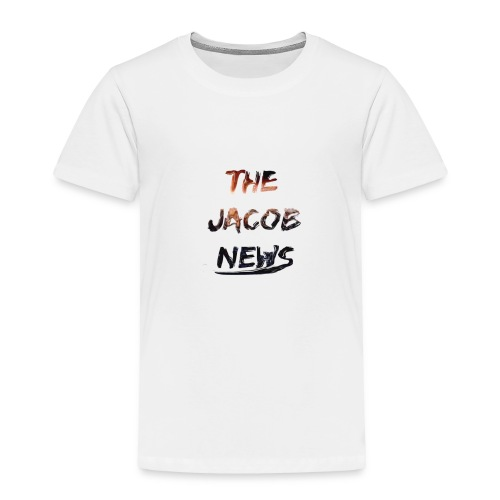 jacob news - Toddler Premium T-Shirt