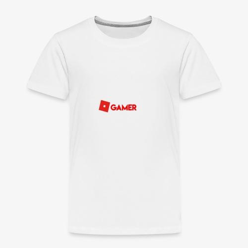 Roblox Gamer - Toddler Premium T-Shirt