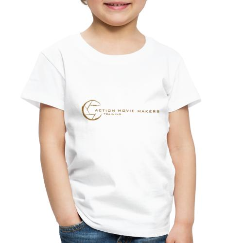 AMMT Logo Modern Look - Toddler Premium T-Shirt