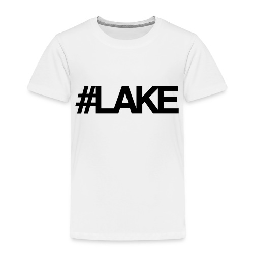 #Lake - Toddler Premium T-Shirt