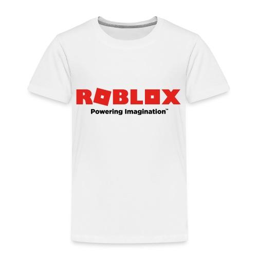 2017 ROBLOX logo - Toddler Premium T-Shirt