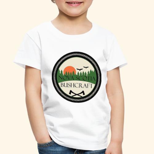 Nova Scotia Bushcraft - Toddler Premium T-Shirt
