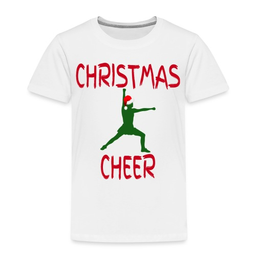 Christmas Cheer - Toddler Premium T-Shirt