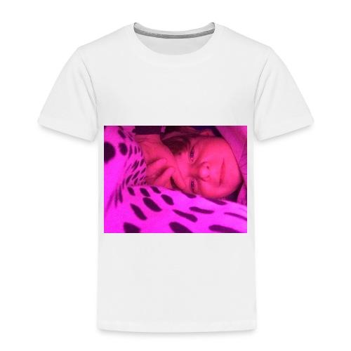 Purple under my bed - Toddler Premium T-Shirt