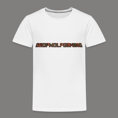 DropWolfGaming - Toddler Premium T-Shirt