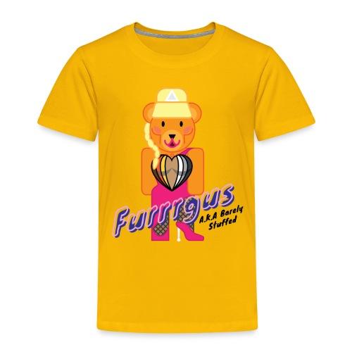 Barely Stuffed - Toddler Premium T-Shirt