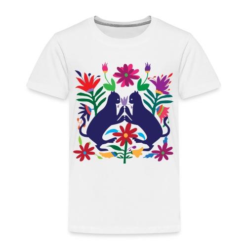 Otomi Cats S by TeeNERD - Toddler Premium T-Shirt