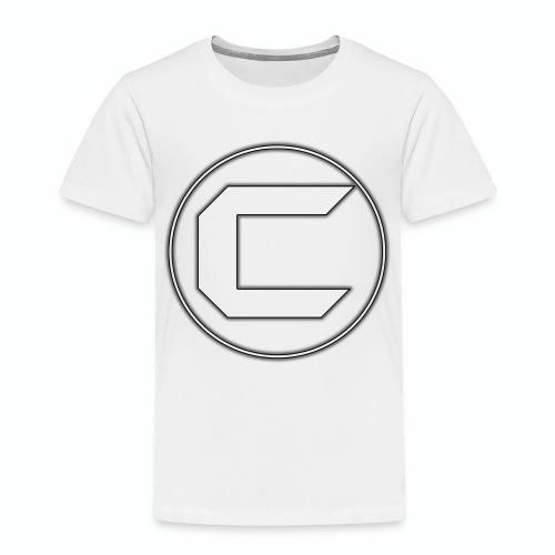 White Cyphon Clan Logo - Toddler Premium T-Shirt
