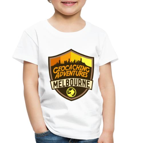 GCMelb Orange - Toddler Premium T-Shirt
