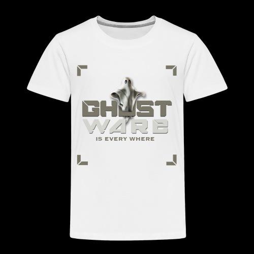 Ghostware Square Logo - Toddler Premium T-Shirt