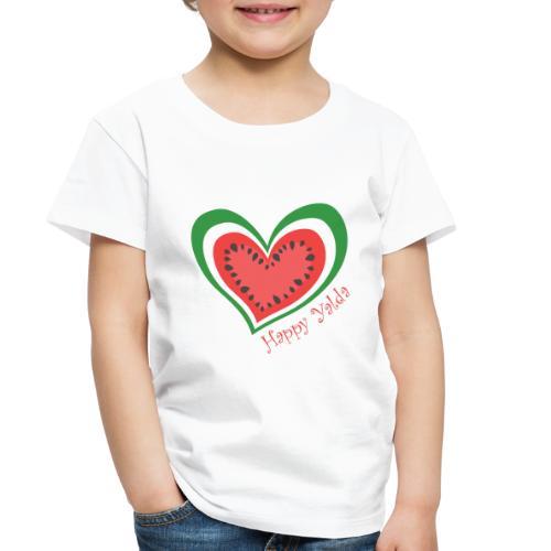 Happy Yalda Watermelon - Toddler Premium T-Shirt
