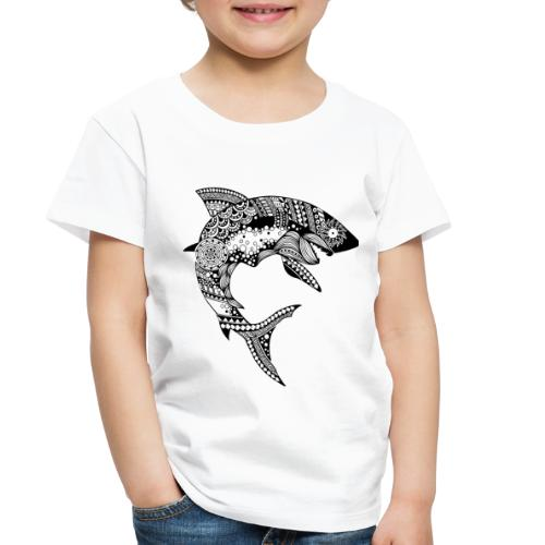 Shark South Seas Tees - Toddler Premium T-Shirt