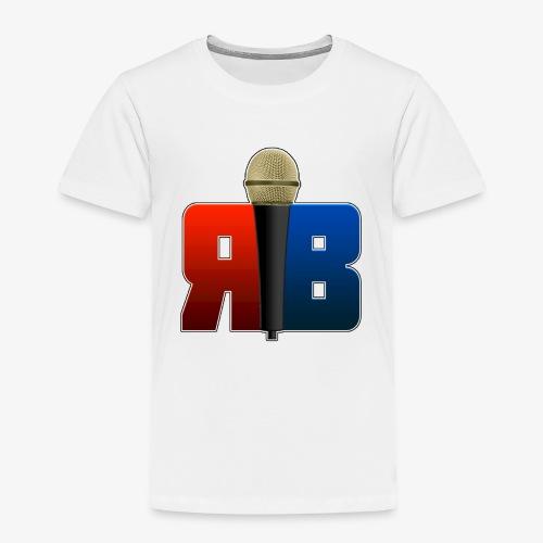 RubikBBX Logo - Toddler Premium T-Shirt