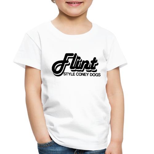 Flint Style Coney Dogs - Toddler Premium T-Shirt