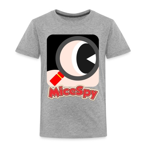 MiceSpy with your eye! - Toddler Premium T-Shirt