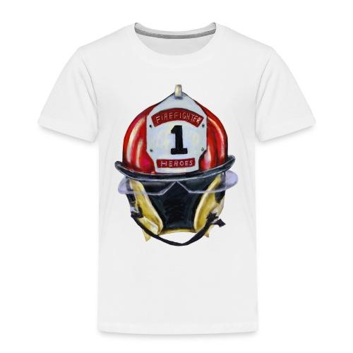 Firefighter - Toddler Premium T-Shirt