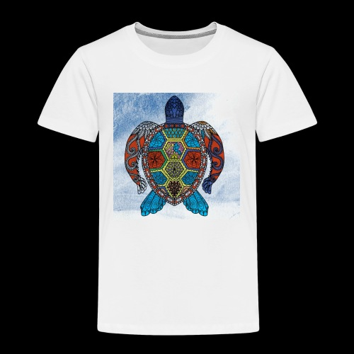 the hurricane turtle - Toddler Premium T-Shirt