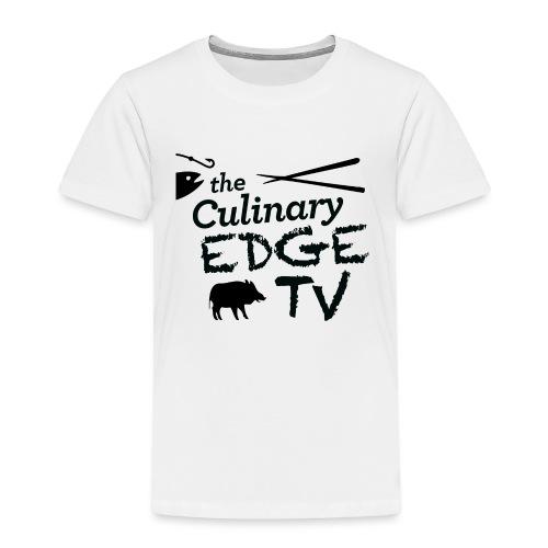 CETV Black Signature - Toddler Premium T-Shirt