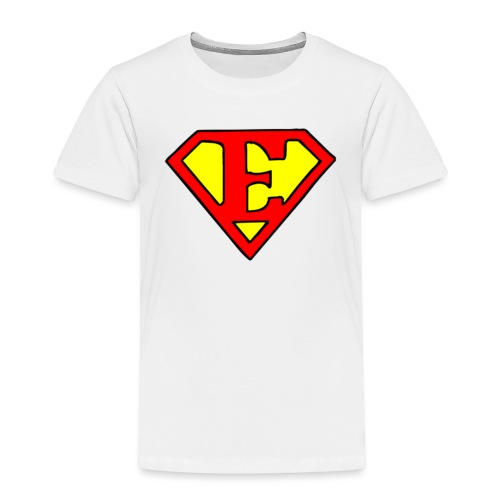 super E - Toddler Premium T-Shirt