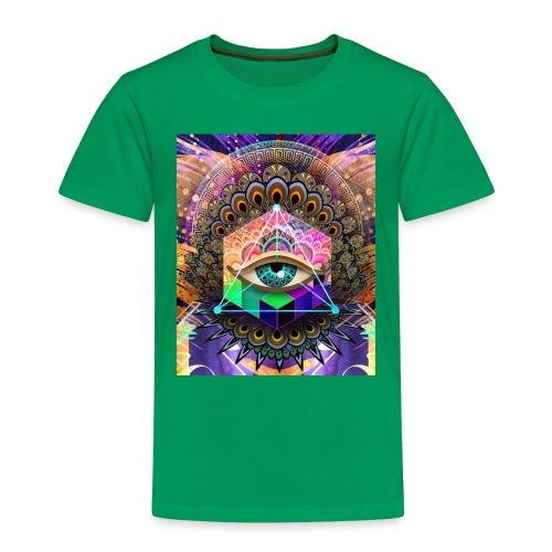 ruth bear - Toddler Premium T-Shirt
