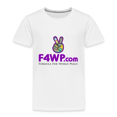 F4WP.com - Toddler Premium T-Shirt