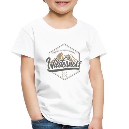 wild - Toddler Premium T-Shirt