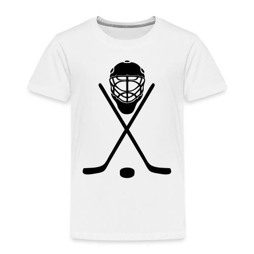 hockey - Toddler Premium T-Shirt
