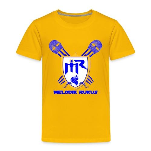 MelodikRukusRegalColor - Toddler Premium T-Shirt
