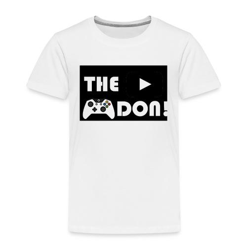 The Don's Official Shirt - Toddler Premium T-Shirt