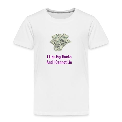 Baby Got Back Parody - Toddler Premium T-Shirt