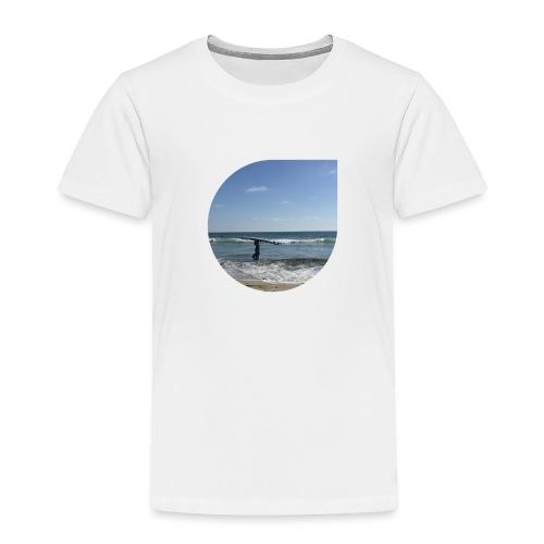 Floating sand - Toddler Premium T-Shirt