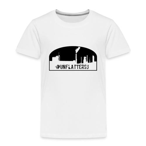 Unflatter Hashtag logo - Toddler Premium T-Shirt