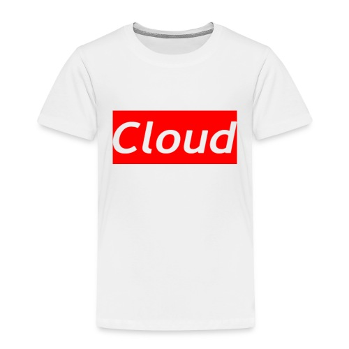 Supreme Cloud - Toddler Premium T-Shirt