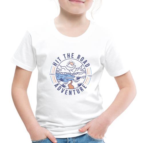 adventure - Toddler Premium T-Shirt