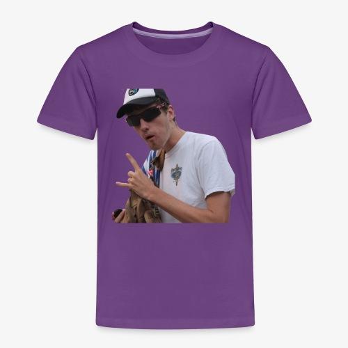 Big Bad Wolf - Toddler Premium T-Shirt