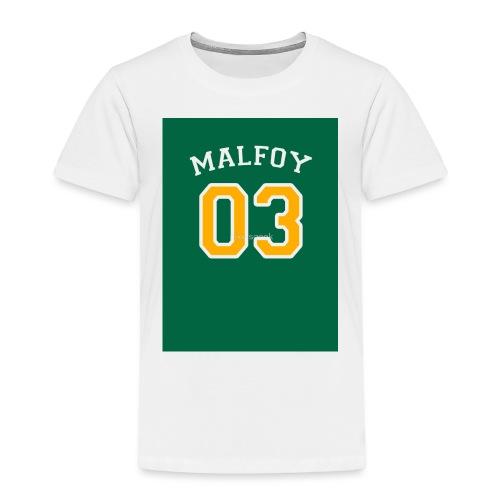 Malfoy 03 - Toddler Premium T-Shirt