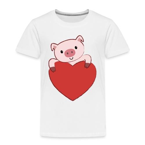 Year of the Pig - Toddler Premium T-Shirt