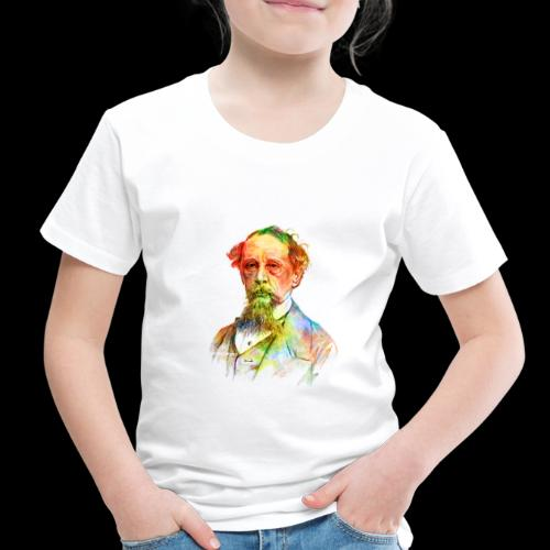 What the Dickens? | Classic Literature Lover - Toddler Premium T-Shirt