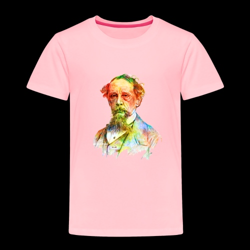 What the Dickens? | Classic Literature Lover - Toddler Premium T-Shirt