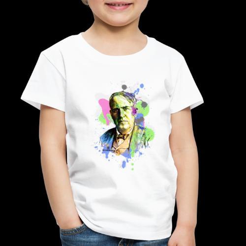 Edison's Inspiration - Toddler Premium T-Shirt