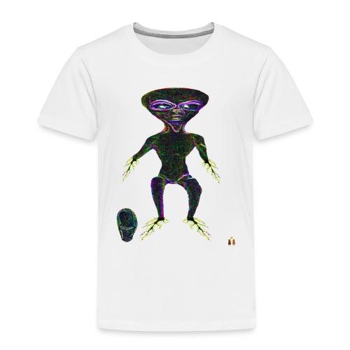 AlienToe - Toddler Premium T-Shirt
