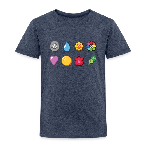 badges - Toddler Premium T-Shirt