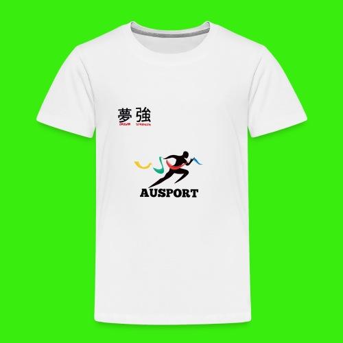 Dream and Strength - Toddler Premium T-Shirt
